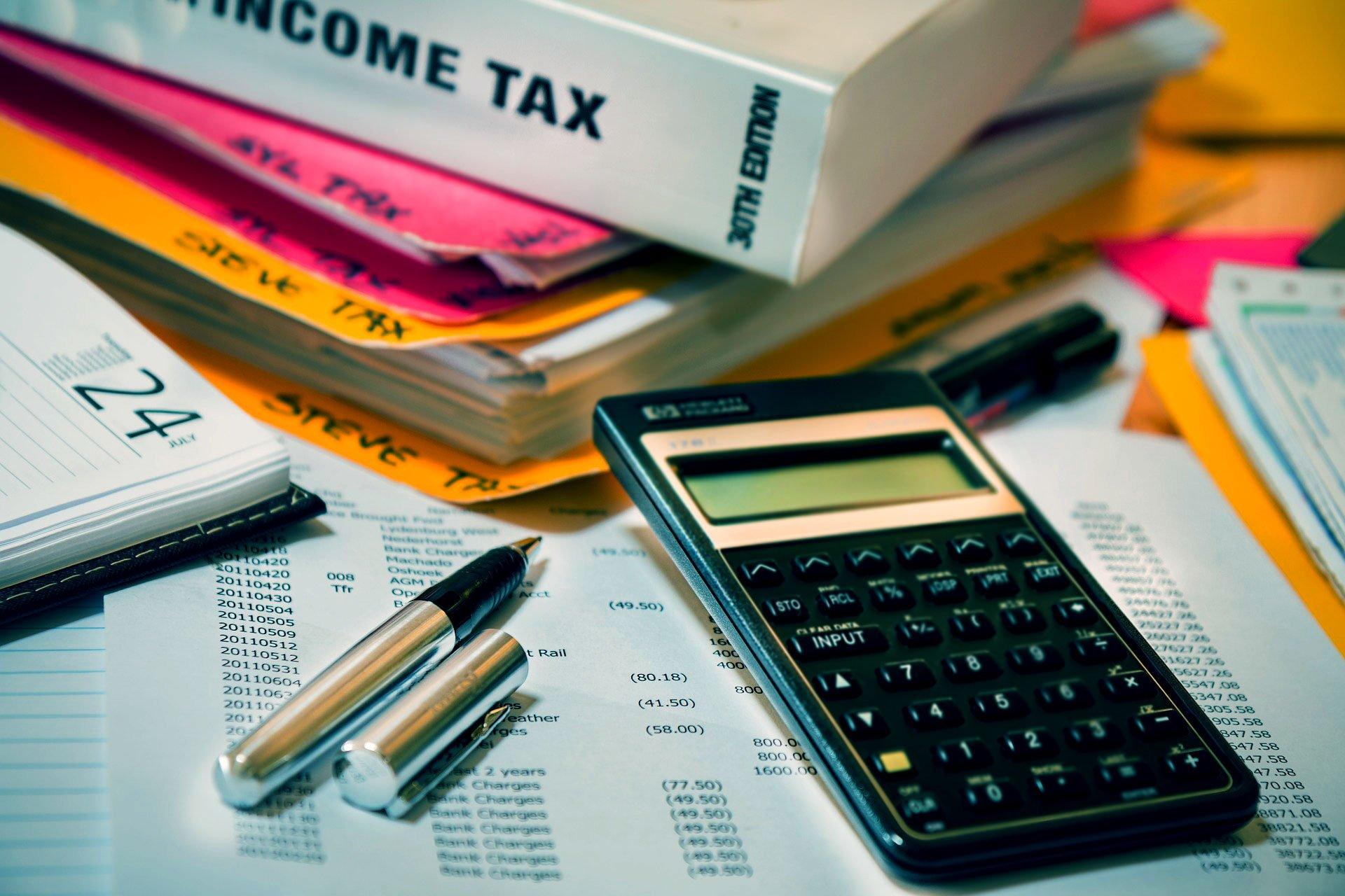 income tax 4097292 1920 - Αδήλωτα αναδρομικά συνταξιούχων - νέα νομοθετική ρύθμιση